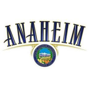 City of Anaheim Logo