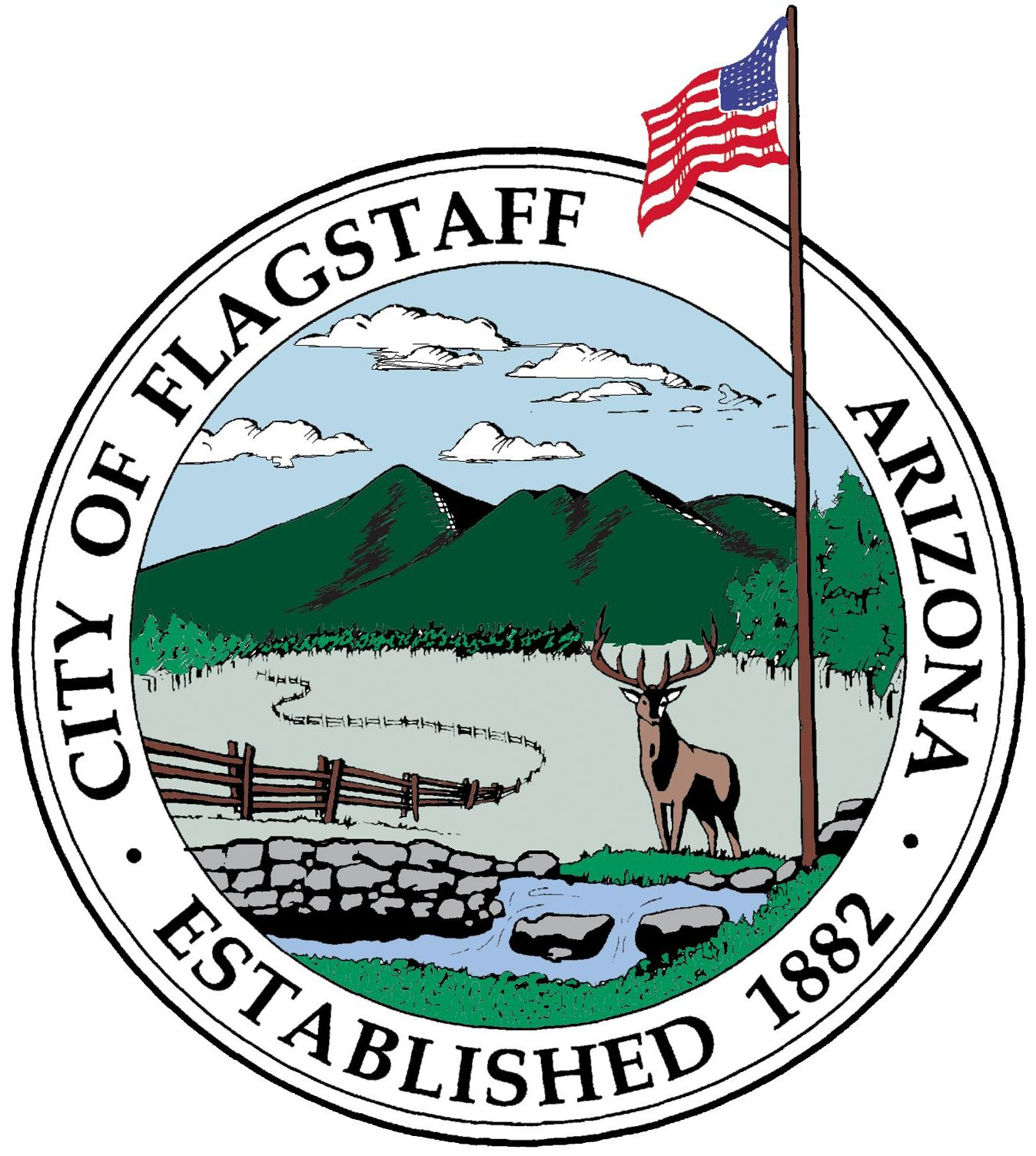 City of Flagstaff Logo