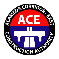 Alameda Corridor East Construction Authority Logo